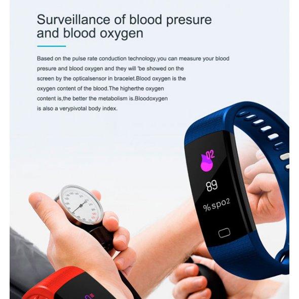 Smart Pressure Purple