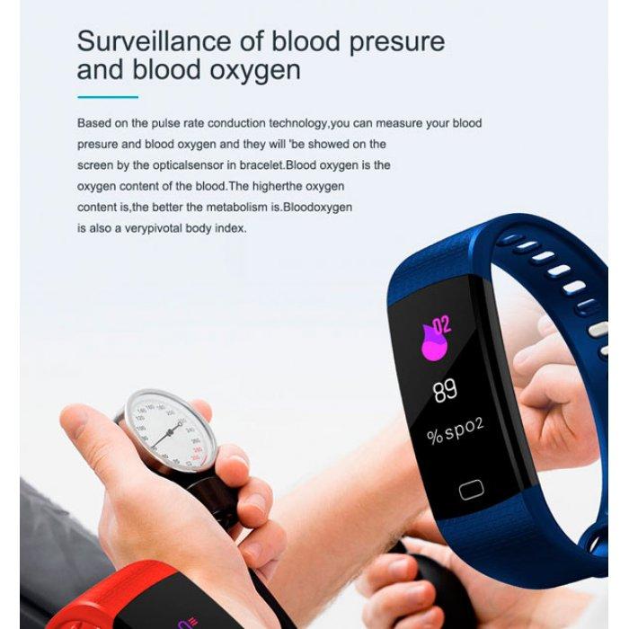 Розумний годинник Smart Pressure за самою низькою ціною. Купити в ... f14ce9b6690a3