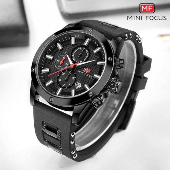 Focus Racer Black