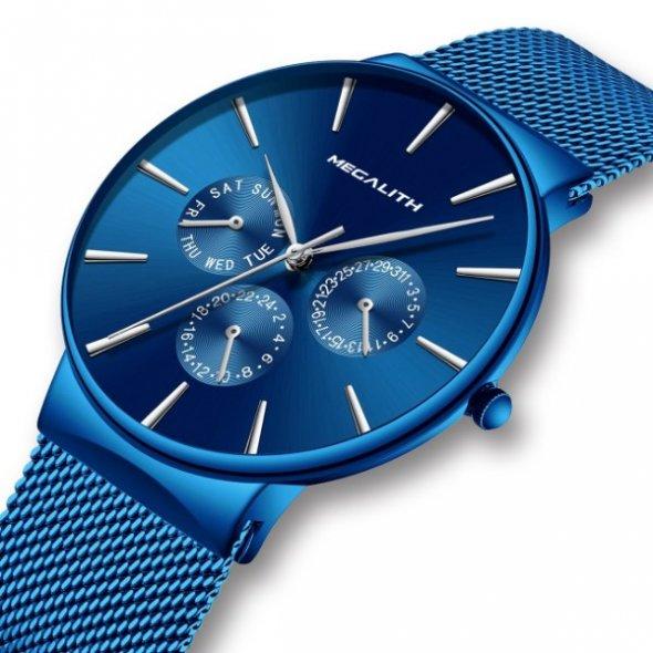 MegaLith Blue