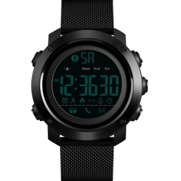 Smart Skmei Revolution Black