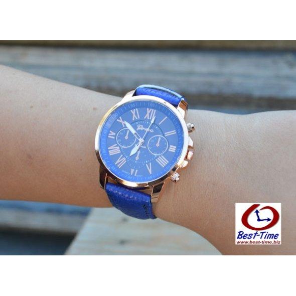 Geneva Uno Blue