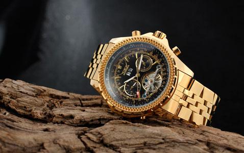 Одна з найдивовижніших характеристик механічних годинників - довговічність.  На відміну від моделей на батарейках або кварцових b3ad58a02af0a