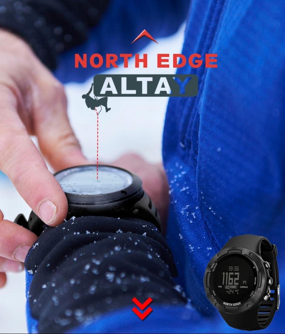 North Edge Altay