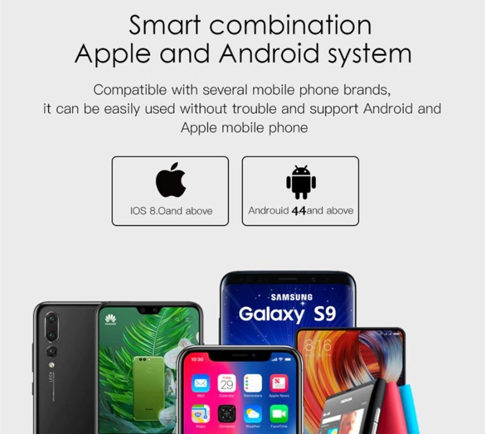 Smart RevolutionBand 2020 Black