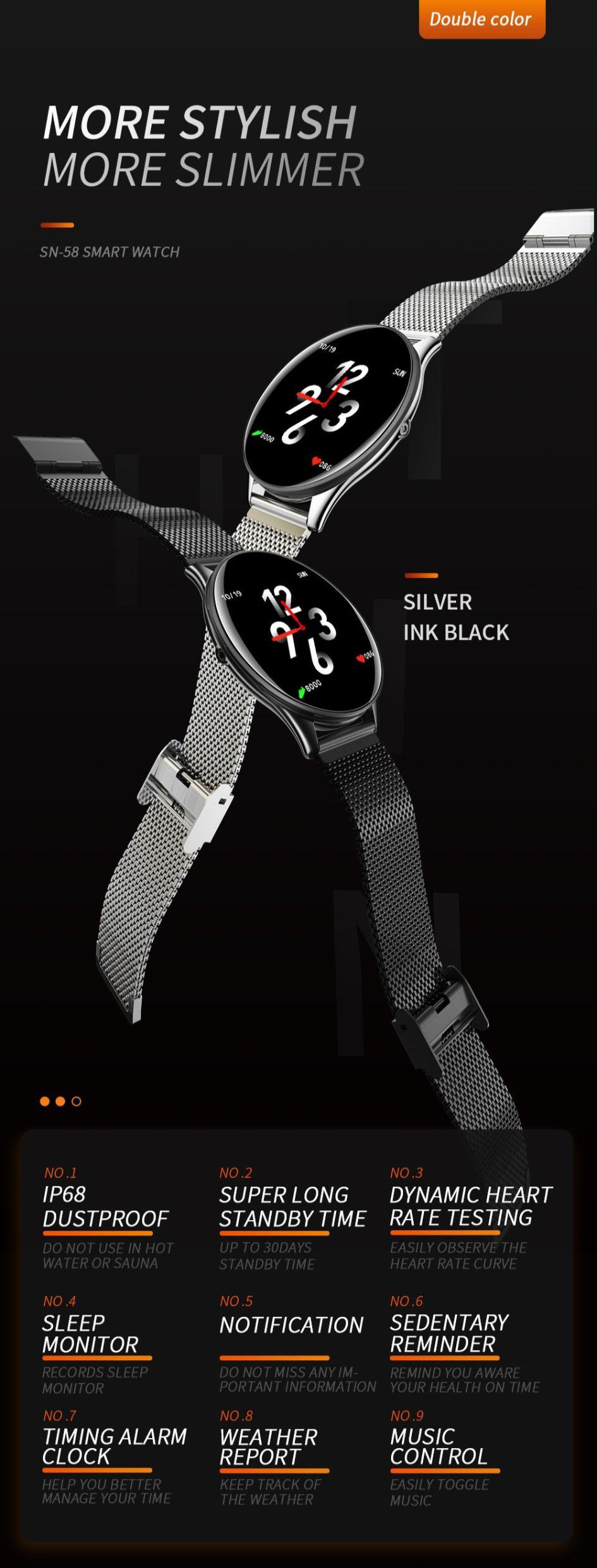 Smart E19 Black