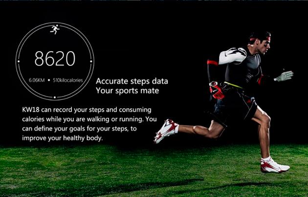 Смарт часы smart watch KW-18 копия Samsung Gear S2 f5a30e9ce789a
