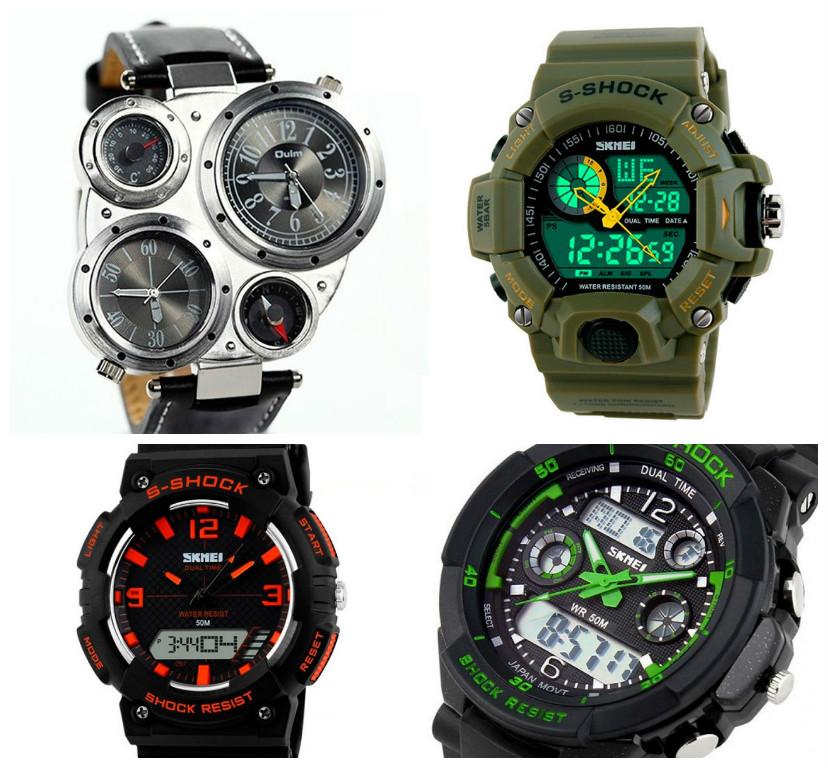 Наручний годинник торгової марки Oulumn вже давно були помічені  споживачами. Вони привертають увагу в першу чергу свої неабияким зовнішнім  виглядом 507a02cac5794
