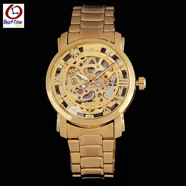 Золотий годинник - це не просто наручний аксесуар 568513642238d